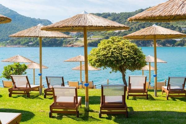 Terrasse - Club Lookéa Dolce Attica Riviera 4* Athenes Grece