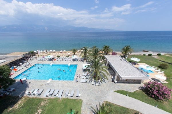 Vue panoramique - Club Bravo Club Long Beach 4* Athenes Grece