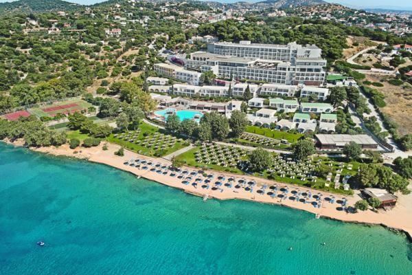 Vue panoramique - Club Framissima Dolce Attica Riviera 4* Athenes Grece