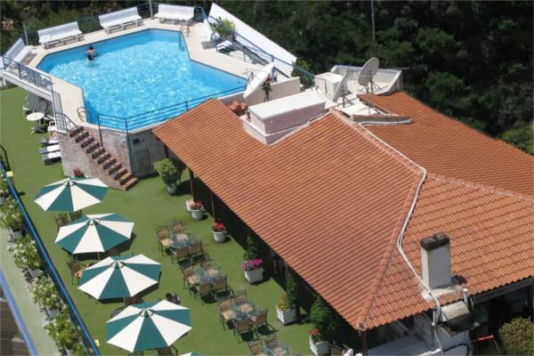 Vue panoramique - Hôtel Hotel Emmantina 4* Athenes Grece