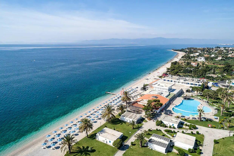 Vue panoramique - Club Lookea Kinetta 4* Athenes Grece