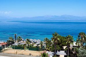 Grece-Athenes, Hôtel Sunset Beach