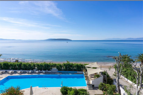 Grece-Hôtel The Grove Seaside 4*