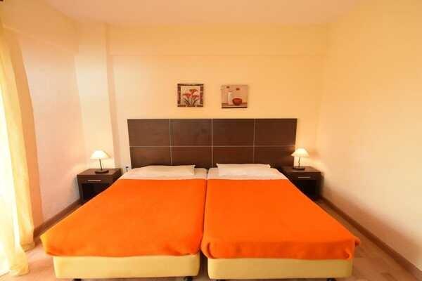 Chambre - Hôtel Gouvia Hôtel 3* Gouvia Grece