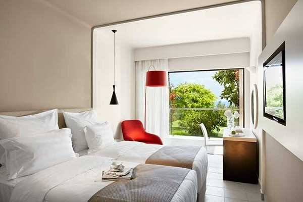 Chambre - Hôtel Marbella Corfou 5* Corfou Grece