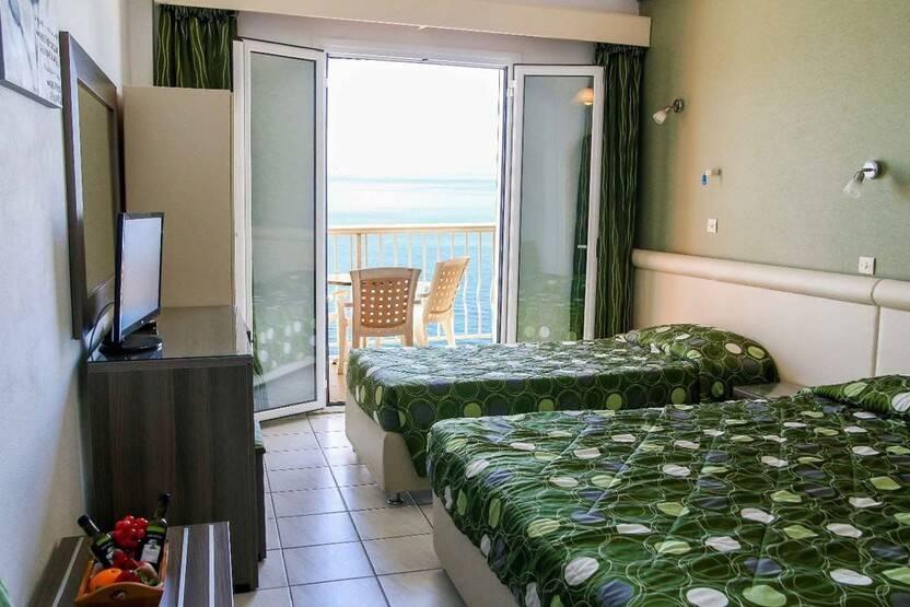 Chambre - Hôtel Oasis 3* Corfou Grece