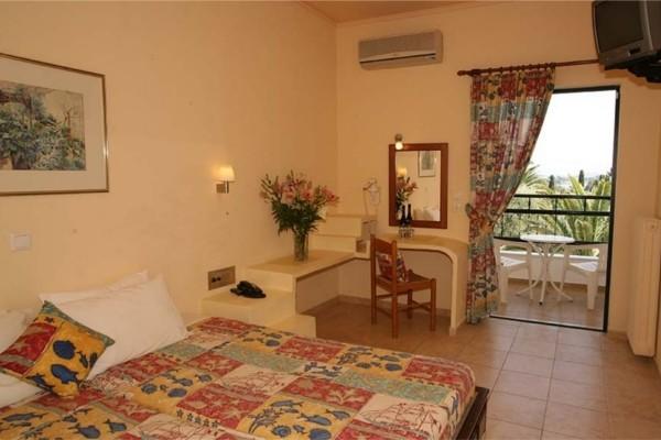 Chambre - Hôtel Paradise 3* Corfou Grece