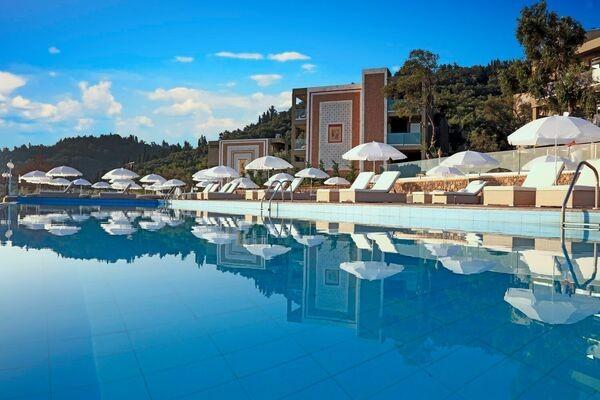 Piscine - Hôtel Adult Only Kairaba Mythos Palace 5*