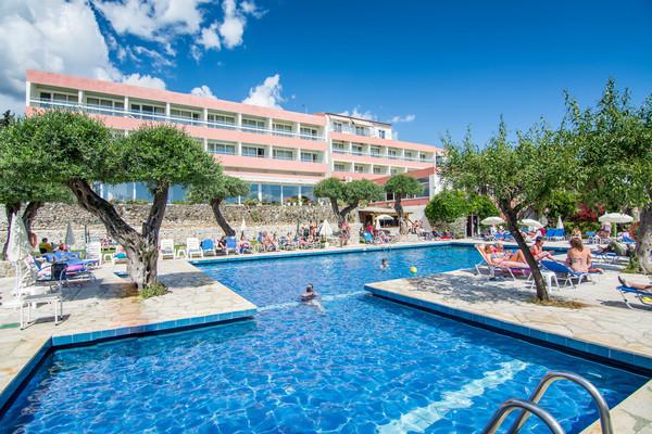 Piscine - Hôtel Alexandros Hotel 4*