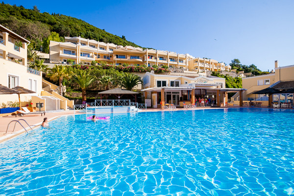 Piscine - Hôtel Club Olé Fram Rosa Bella Corfu Suite Hotel & Spa 4*