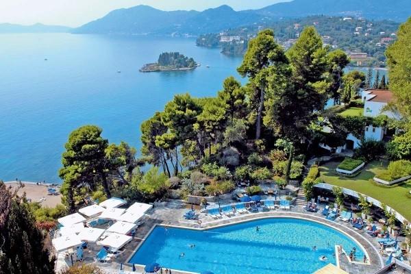Piscine - Hôtel Corfou Holiday Palace 5*