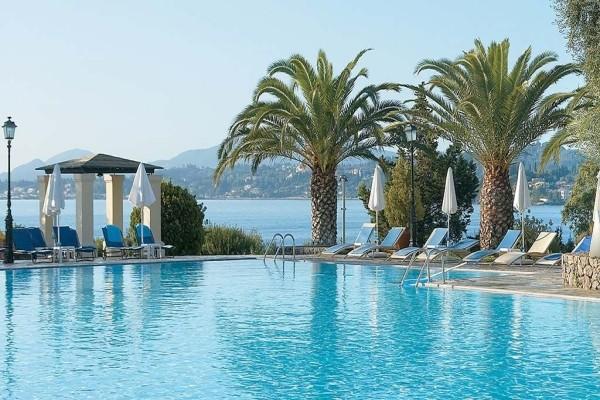 piscine - Corfu Imperial Grecotel Cat. Luxe