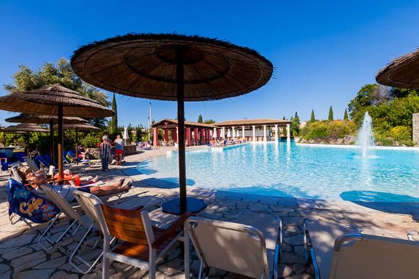 Piscine - Club Framissima Louis Corcyra Gardens 4*