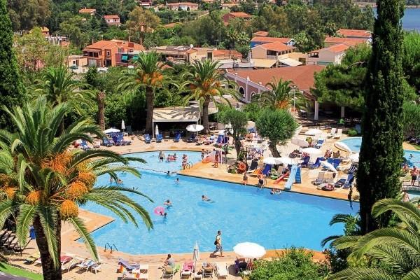 Piscine - Héliades Ionian Park