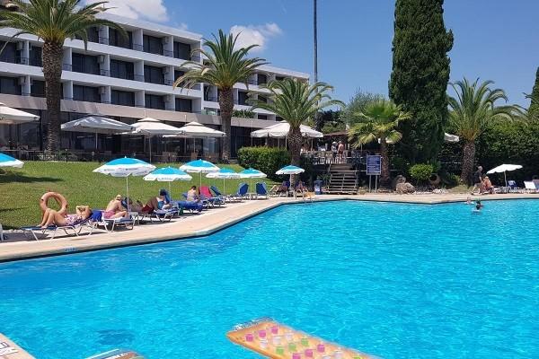 Piscine - Club Héliades Ionian Park 4* Corfou Grece