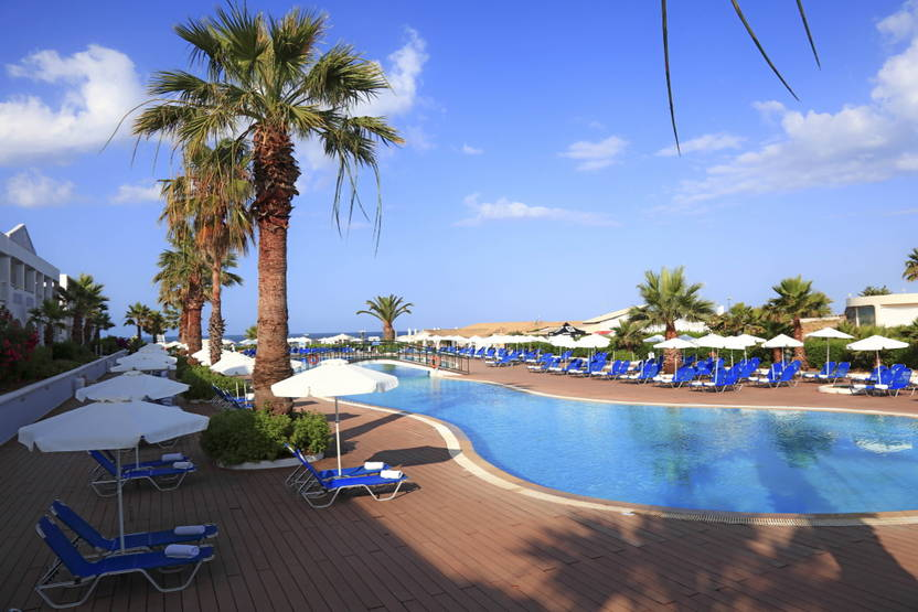 Piscine - Hôtel Labranda Sandy Beach Resort 4* Corfou Grece