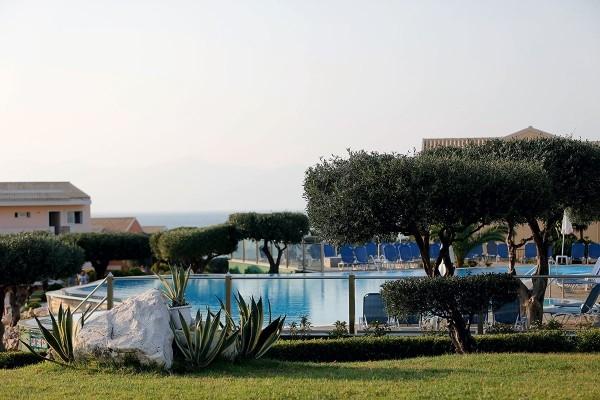 Piscine - Hôtel Le Mareblue Beach 4* Corfou Grece