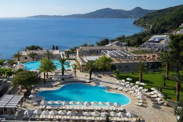 Piscine - Hôtel MarBella Corfu 5*