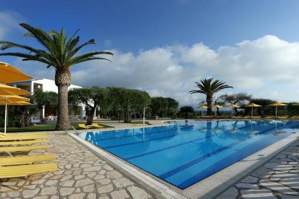 Piscine - Hôtel Paradise Hotel Corfou 3* Corfou Grece