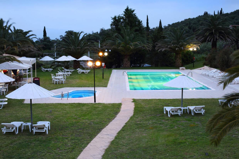 Piscine - Hôtel Rebecca's Village 4* Corfou Grece