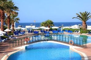 Grece-Corfou, Hôtel Sandy Beach Resort
