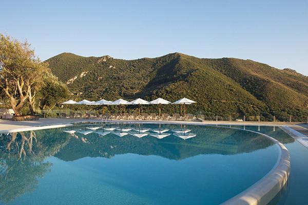 Piscine - Hôtel TUI Sensimar Grand Mediterraneo Resort & Spa 5* Corfou Grece