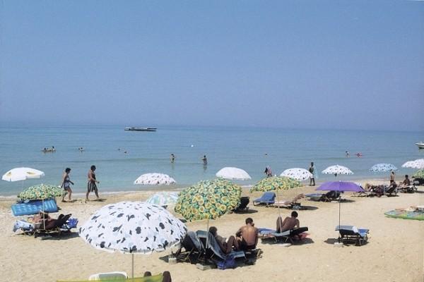 Plage - Club Jet Tours Roda Beach 4* Corfou Grece