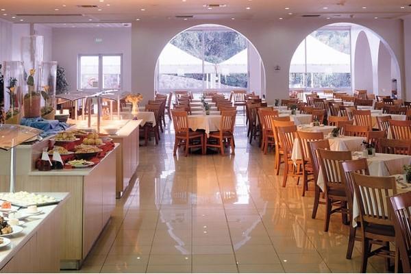 Restaurant - Club Jumbo Aeolos Beach 4* Corfou Grece