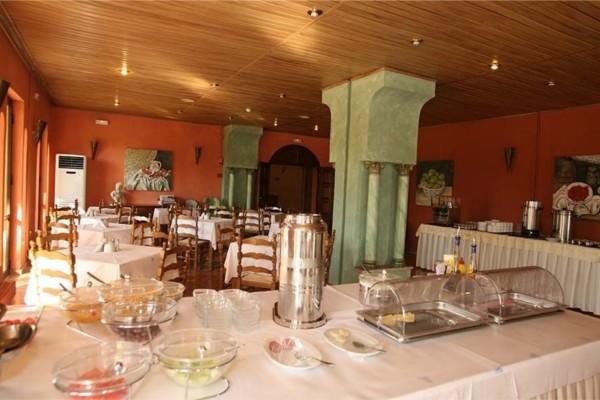 Restaurant - Hôtel Paradise 3* Corfou Grece