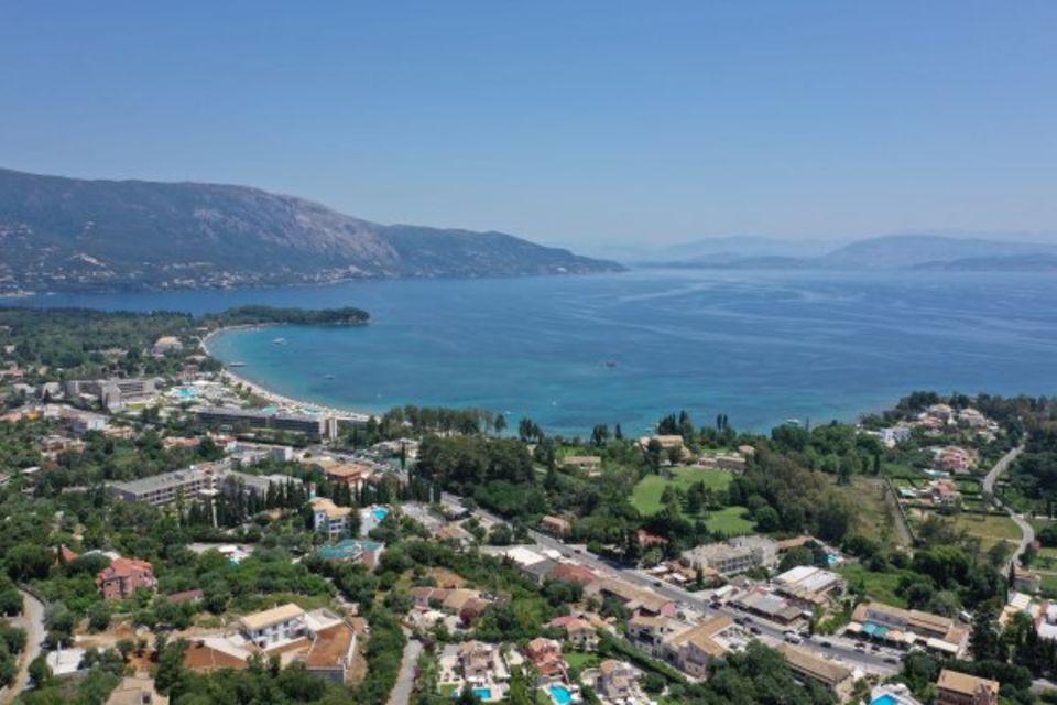 Hôtel Dassia Holiday Club Corfou Iles Grecques