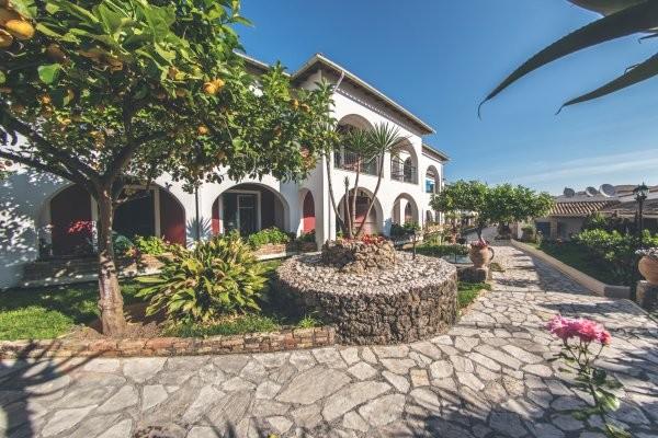 Vue panoramique - Hôtel Iliada Beach 3*