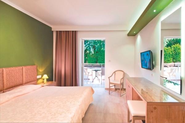 Chambre - Hôtel Alexandra Beach 3* Kos Grece