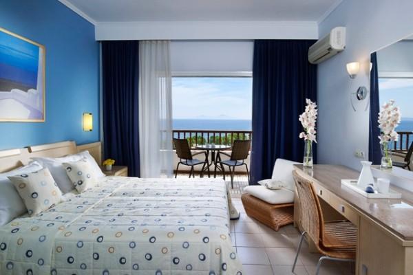 Chambre - Hôtel Dimitra Beach Resort 4* Kos Grece