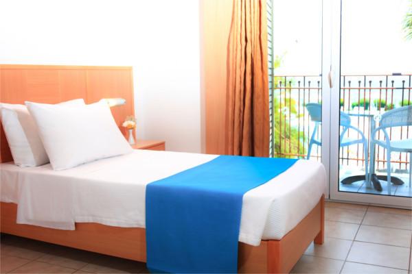Chambre - Hôtel Labranda Marine Aquapark 4* Kos Grece