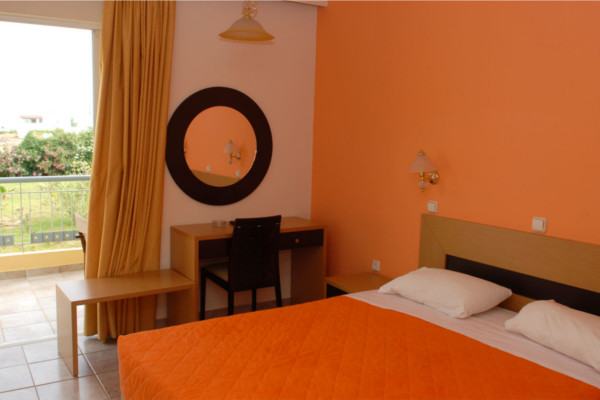 Chambre - Hôtel Nefeli 3* Kos Grece
