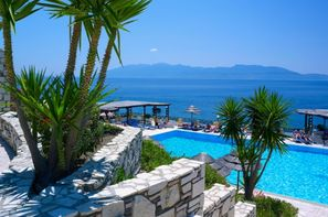 Grece-Kos, Hôtel Dimitra Beach Resort