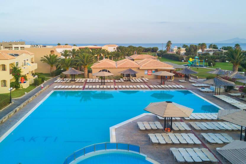 Piscine - Hôtel Akti Beach Club 5* Kos Grece