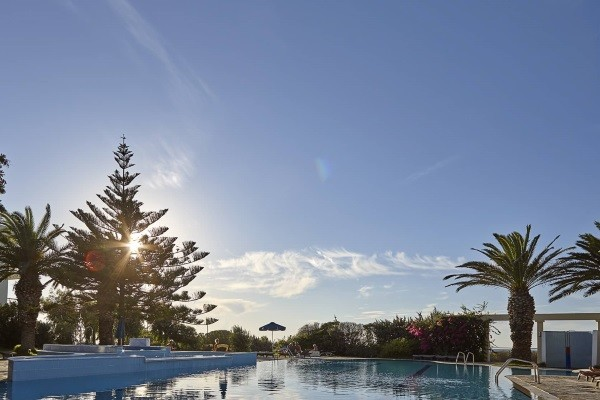 Piscine - Ammos Resort