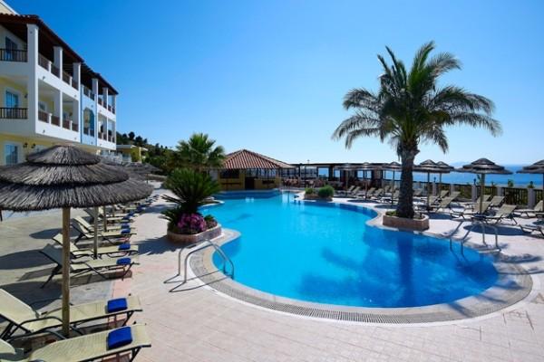 Piscine - Hôtel Dimitra Beach Resort 4* Kos Grece