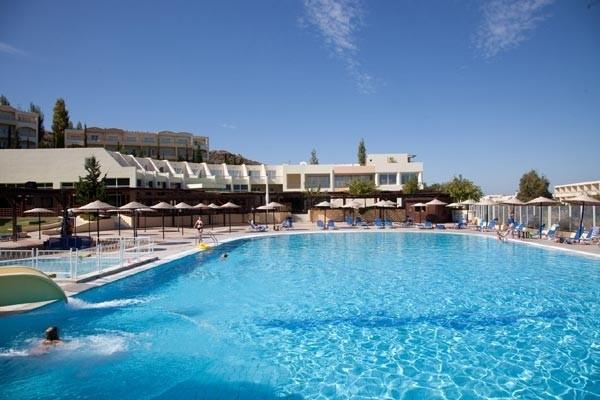 Piscine - Hôtel Kipriotis Panorama and suites 5* Kos Grece