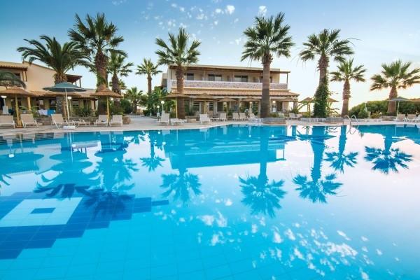 Piscine - Hôtel Kouros Palace 5* Kos Grece