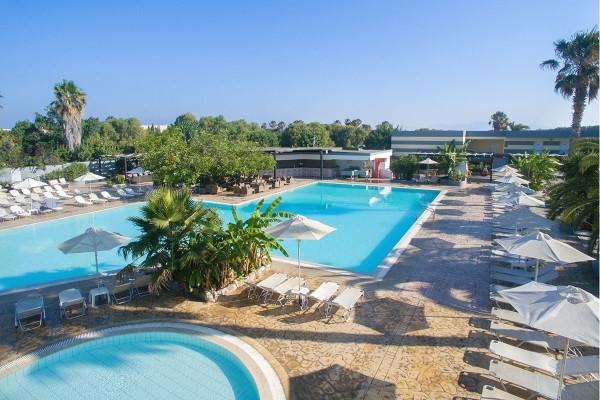 Hotel Look 233 A Sun Palace Kos Grece Promovacances