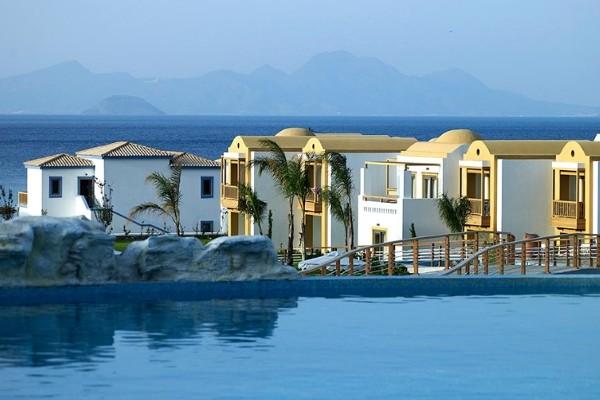 Piscine - Hôtel Mitsis Blue Domes Exclusive Resort 5* Kos Grece