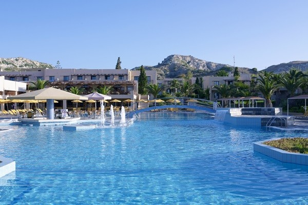 Piscine - Hôtel SplashWorld Atlantica Porto Bello Beach 4* Kos Grece