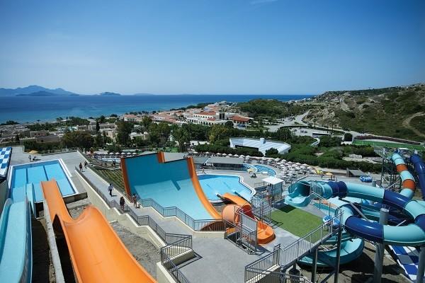 Piscine - Hôtel SplashWorld Atlantica Porto Bello Beach 4* Kos Grece
