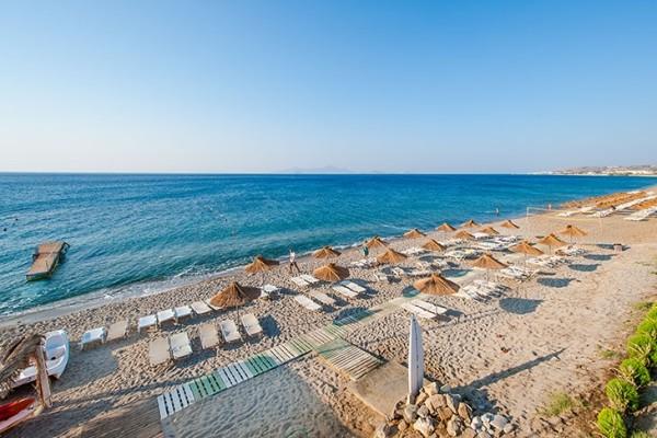Plage - Hôtel Akti Beach Club 4* Kos Grece