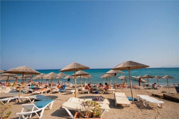 Plage - Hôtel Sovereign Beach 4* Kos Grece