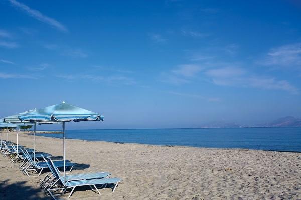 Plage - Hôtel TUI FAMILY LIFE Marmari Beach by Atlantica 4* Kos Grece