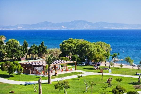 Plage - Hôtel Tui Sensimar Oceanis Beach & Spa Resort 4* Kos Grece
