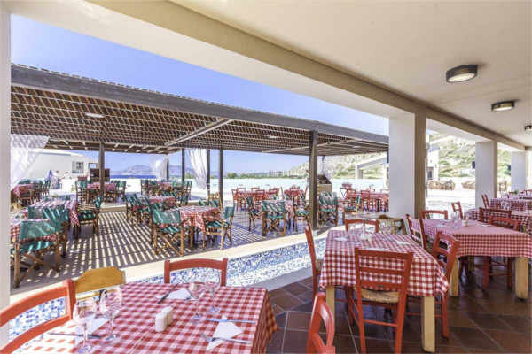 Restaurant - Hôtel Blue Lagoon Village 5* Kos Grece